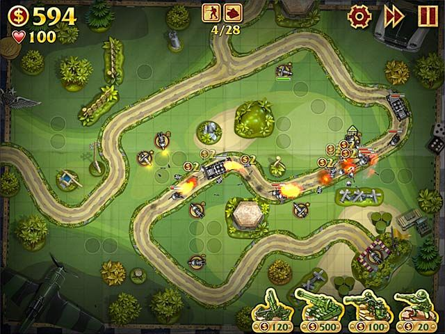 Toy Defense, Strategy Games, It's time to take action! Test your courage and skills as a military leader at the height of World War I Toy Defense! Free Download Toy Defense Game.  http://www.skyliongames.com/toy-defense.htmlWorld War