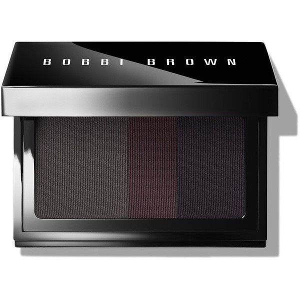Bobbi Brown Intense Pigment Black Plum Eyeliner Palette ($36) ❤ liked on Polyvore featuring beauty products, makeup, eye makeup, beauty, apparel & accessories, bobbi brown cosmetics and palette makeup