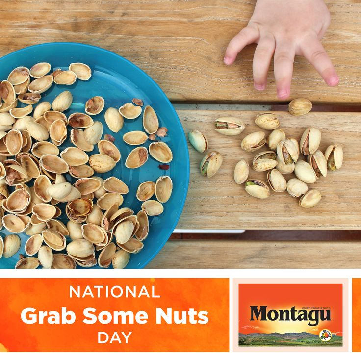 Somewhere in the world it's National Grab Some Nuts Day! Yes, it's true. No, it's not what you think it means. Yes, you should head to your nearest Montagu store and buy some nuts to celebrate. While you're it, have a look at this interesting article about how nuts have been shown to reduce your risk of cancer : http://bit.ly/2vvLEQ4 #NationalGrabSomeNutsDay   #CANSACareWeek   #CANSA   #HealthyLifestyle   #MyMontagu