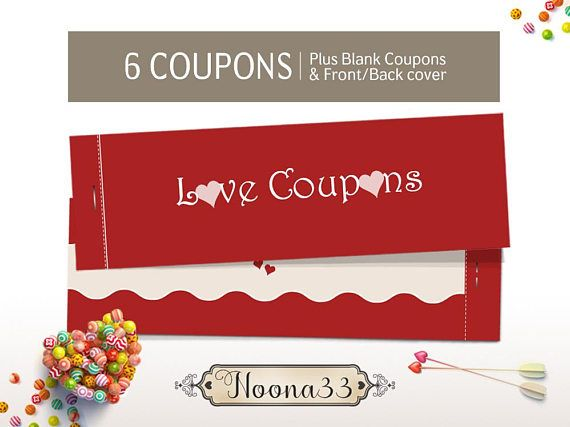 The  Best Love Coupons For Him Ideas On   Love