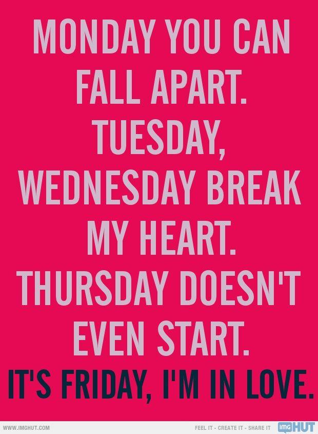 Happy Friday Quote...