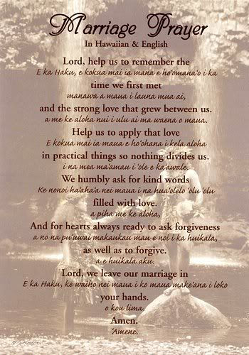 Prayer for love and marriage