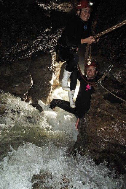 Waitomo Black water steam cave tours  Per Adult: $124 Child: $110