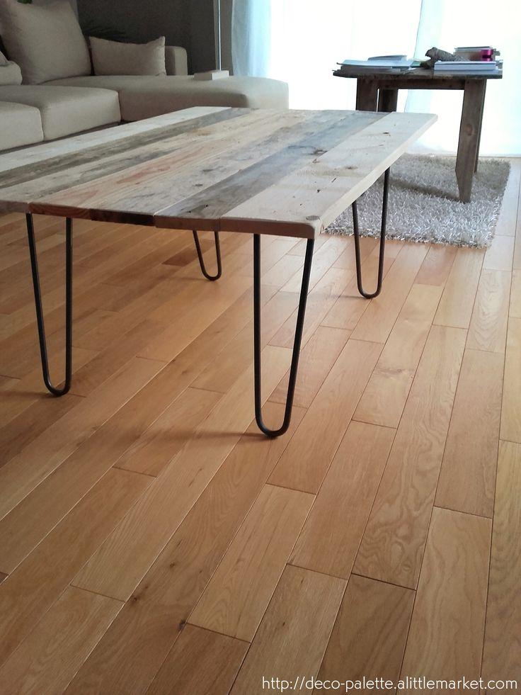 meubles en palettes, bois recyclé, caen, a little market, made in normandie