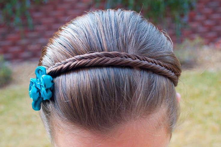 Here's a really fast hairstyle that is great for church or any other formal venue.  It is not necessary to start with wet hair but it will h...