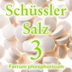 weiter zu - Schüssler Salz 3