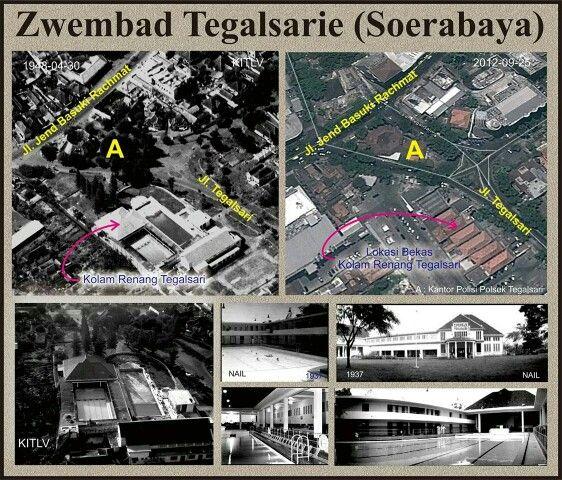 Zwembad Tegalsarie