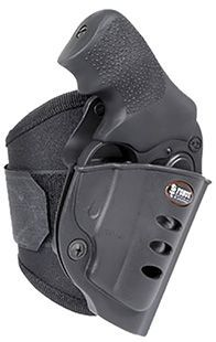 Fobus USA Ankle Holster - Black - Right Hand - RUGER SP 101