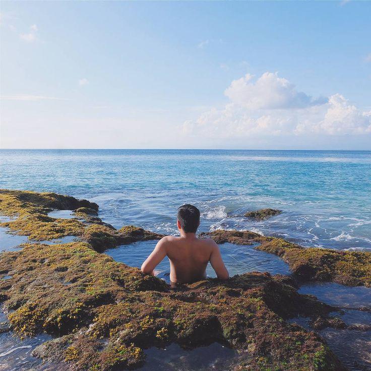 Pantai Tegal Wangi, Bali  http://blog.pergi.com/5-ide-kencan-dan-liburan-romantis-di-bali-yang-anti-mainstream/