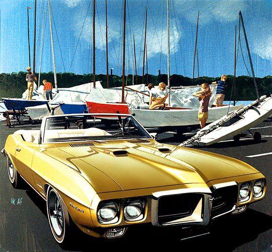 Best Art Fitzpatrick And Van Kaufman Automotive Illustrations