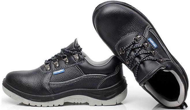 Male Waterproof Steel Toe Cap Boots | Men's Shoes | Zorket