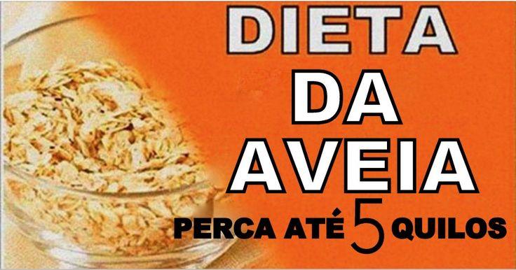 Você pode perder até 5 quilos em 1 semana com a dieta da aveia - é por isso que tem muita gente fazendo essa dieta!   Cura pela Natureza