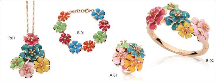 Roberto Poggiali, #PoggialiRoberto, #amazingjewellery, #bouquet, #fiore, #flower, anello, #ring, ,bracciale, #bracelet, pendente, #pendant #rosa, #pink, #giallo, #yellow, #verde, #green, #azzurro, #blue,#arancione, #orange  #silver, #argento, placcato oro rosa, #pinkgold plated, , smalto, enamel, brillanti, #diamonds, gioiello, #jewel, artigianale, #handcraft, #oreficeria fiorentina, florentine #goldsmith, #maestro #orafo #Firenze, #Florence, www.robertopoggiali.it