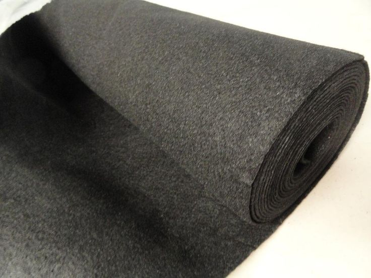BLACK Bulk Truckliner Automotive Truck Trunk Subwoofer Speaker Carpet 60 Square Feet 4' x 15' Roll. Black Heavy Duty Truckliner Automotive Carpet. Indoor or Outdoor. 4' Feet x 15' Feet ( 60 Square Feet ). Use for Truck Beds, Interior Automotive Carpet or Speaker or Subwoofer Enclosures. Apply with any commercial carpet spray adhesive such as 3M.