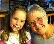 Mommalah and my favorite girl