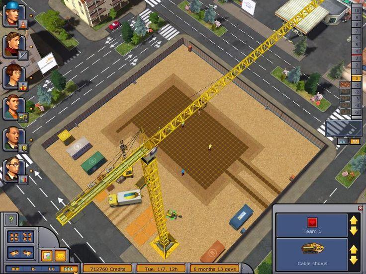 Игра симулятор строительства скачать