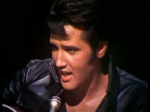 Elvis Presley -   Trying To Get To You (Live)  Comeback Special...Wasn't he so pretty this year...1968