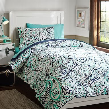 Bedding Sets Paisley And Bedding On Pinterest