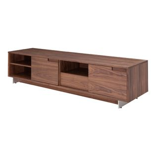 Like the size - looking for something a little longer and would LOVE in white laquer... Nuevo Living - Adam Media Unity in Walnut by Nuevo - HGSD525 - The Adam media unit in Walnut veneer is the perfect low profile, wide entertainment center that is packed with tons of storage and features to satisfy your media console needs. Also available in matte white lacquer.