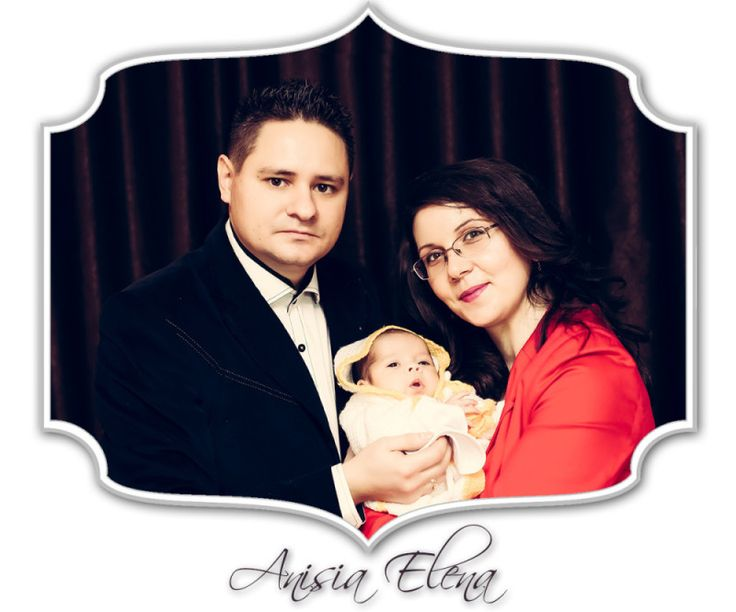 La multi ani Anisia album foto botez ~ Anisia Elena