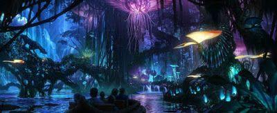 Quero ir para Orlando: Saiba como será o parque temático do filme Avatar,...