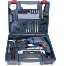 Visit http://www.tooldunia.com/power-tools for best prices on power tools in India. Buy Bosch GSB 500 RE Kit Power & Hand Tool Kit in Power Tool Kits - www.ToolDunia.com - Bosch GSB 500 re on Tooldunia One of the finest toolkits in India. at Best price #compareprice #bosch #toolkits #india #msme #sme #skillindia #powertoolkit #sale #offers #discounts  Get discounted prices from different stores for  Bosch GSB 500 RE Kit Power & Hand Tool Kit  Check more offers on Bosch Power Tools - Tool…