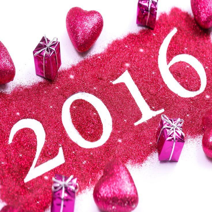 Ευτυχισμένο το 2016 γεμάτο υγεία ευτυχία και ομορφιά. Miss Pinky