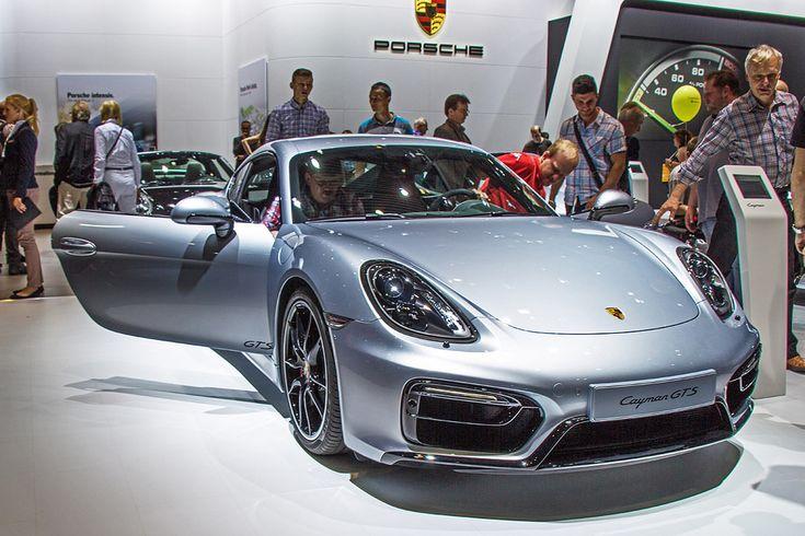 Alle Größen | AMI Leipzig 2014 - Porsche Cayman GTS | Flickr - Fotosharing!