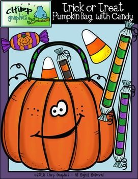 Trick Or Treat Candy Clipart 656 best images about ...