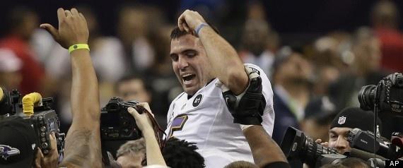 Les Ravens de Baltimore ont eu chaud, mais gagnent le 47e Super Bowl 34-31 face aux 49ers de San Francisco (VIDÉOS/PHOTOS)