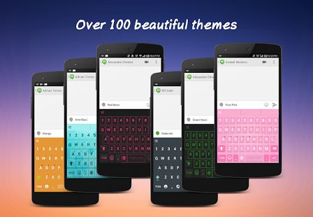 Emoji Keyboard - Emoticons(KK) - screenshot thumbnail
