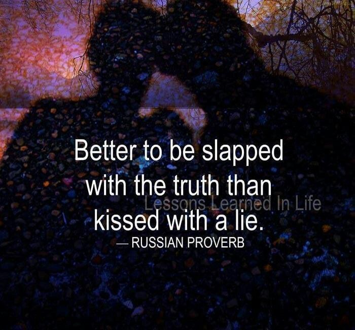 Russian Proverb Quote 2. Picture Quotes.