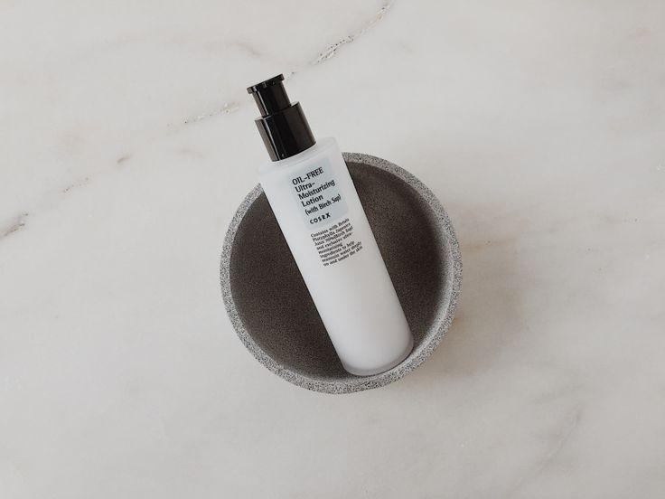 Oil free ultra moisturizing lotion COSRX / #SKINCARE #cosrx