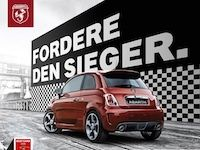 Abarth 595 Best Car 2016