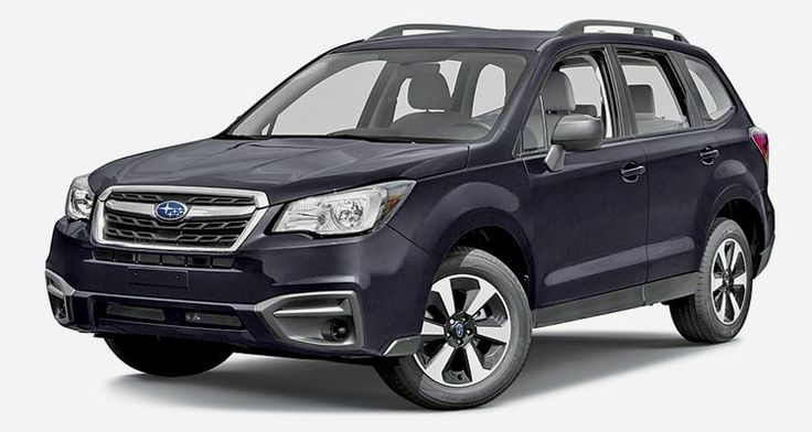 Best Compact SUV Subaru Forester