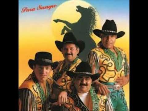 Grupo Bronco Sergio el bailador - YouTube