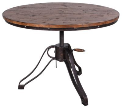 Magnussen Cranfill Round Coffee Table