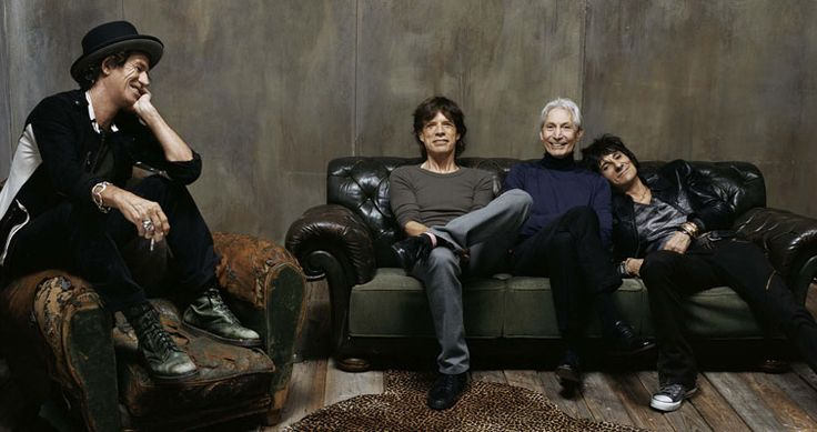 The Rolling Stones: 50 : Somerset House
