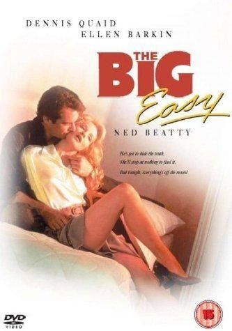 The Big Easy (1986), Ellen Barkin, Dennis Quaid, Ned Beatty, John Goodman.  Great movie with great music.