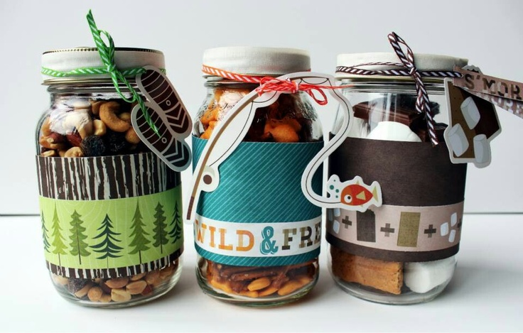 Outdoor canisters