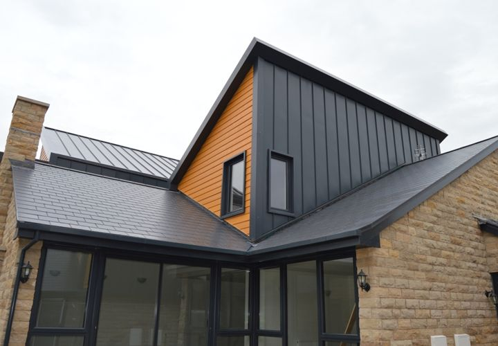 Vieo Metal Roof And Wall System Architectural Details