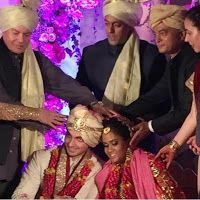 Arpita Khan Wedding Photo