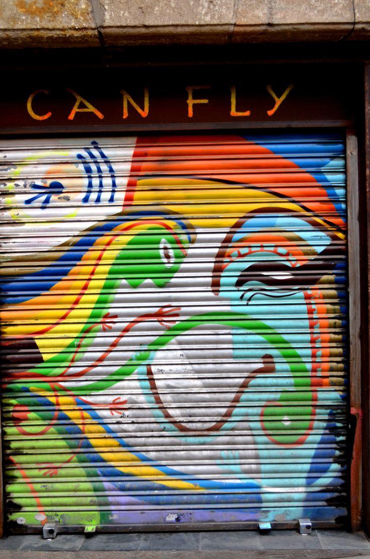 https://flic.kr/p/yjV7v5 | Graffiti vandalism or urban art | Graffiti vandalism or urban art
