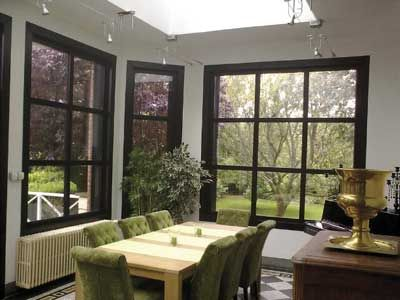 1000 ideas about porte fenetre pvc on pinterest windows for Fenetre pvc couleur