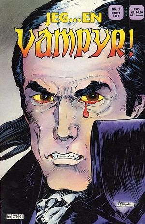 """Jeg...en vampyr"""