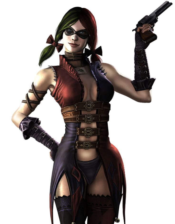 Harley Quinn - Pictures & Characters Art - Injustice: Gods Among Us