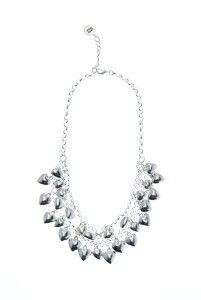 Silver necklace 473N by OXXO design