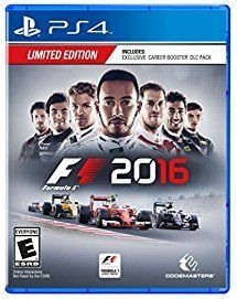 F1 2016 (PS4 or Xbox One) $19.99  Free Store Pickup  GameStop #LavaHot http://www.lavahotdeals.com/us/cheap/f1-2016-ps4-xbox-19-99-free-store/186317?utm_source=pinterest&utm_medium=rss&utm_campaign=at_lavahotdealsus