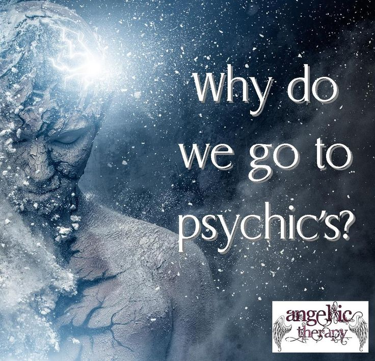 "Check out my latest blog where I answer the question ""Why do people go to Psychic's?""  http://www.angelictherapy.com.au/people-go-psychics #angelictherapy  Blessings Nat @ Angelic Therapy"