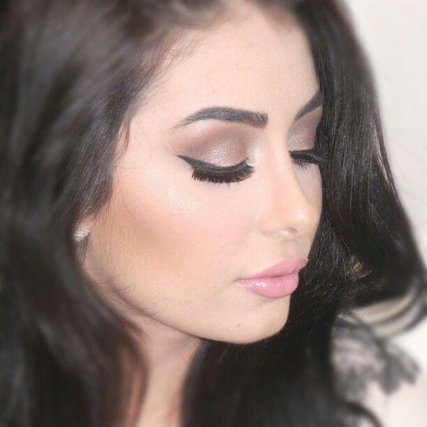 Todays Make Up with Maya @makeupbymaya benefit primer Kat von d ...